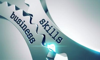 Business Skills on the Mechanism of Metal Cogwheels.