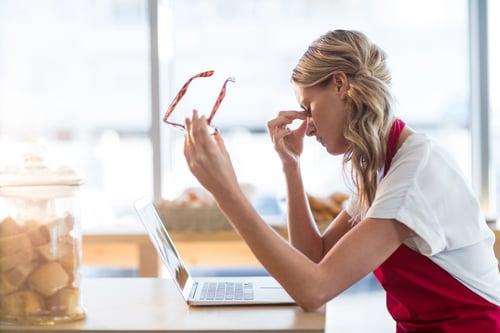 Desconectarse del trabajo burnout