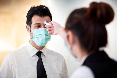 Distintivo de Seguridad Sanitaria Medidas