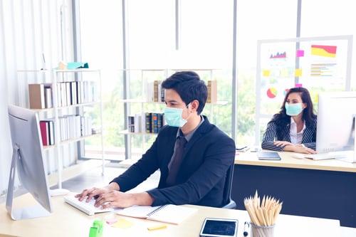Distintivo de Seguridad Sanitaria Nueva Normalidad
