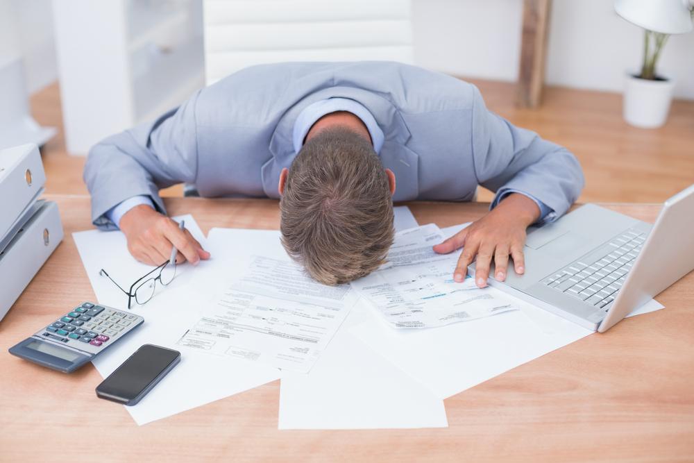 Cinco consejos para controlar el estrés laboral