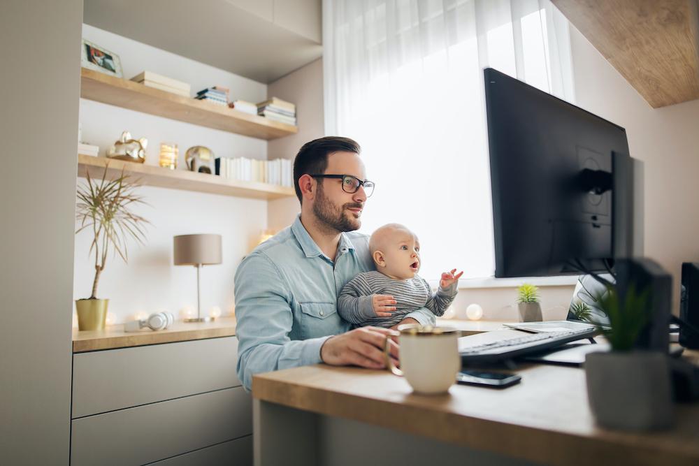 Cómo apoyar a tus colaboradores que son papás
