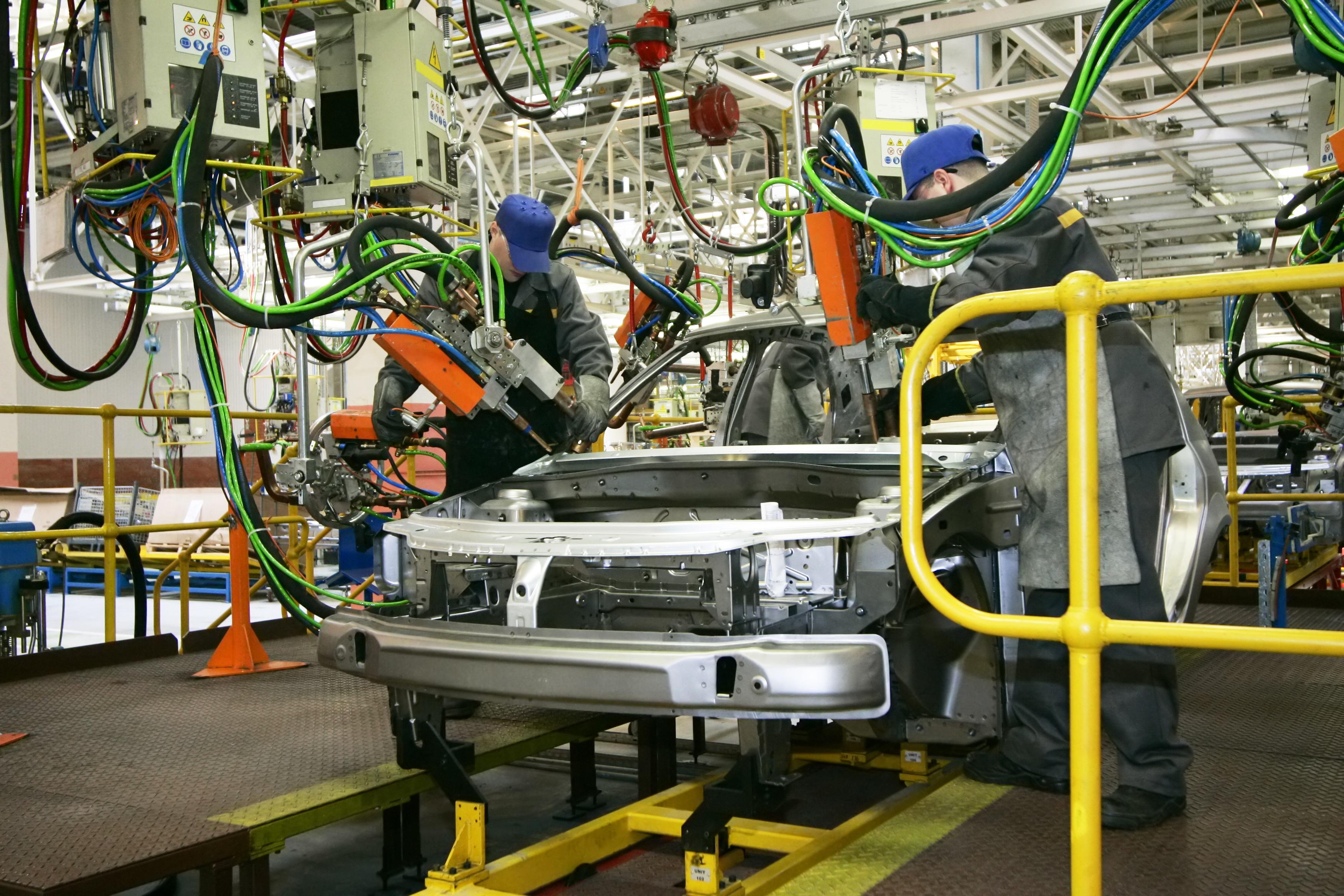La Industria Automotriz y la demanda de Talento en México