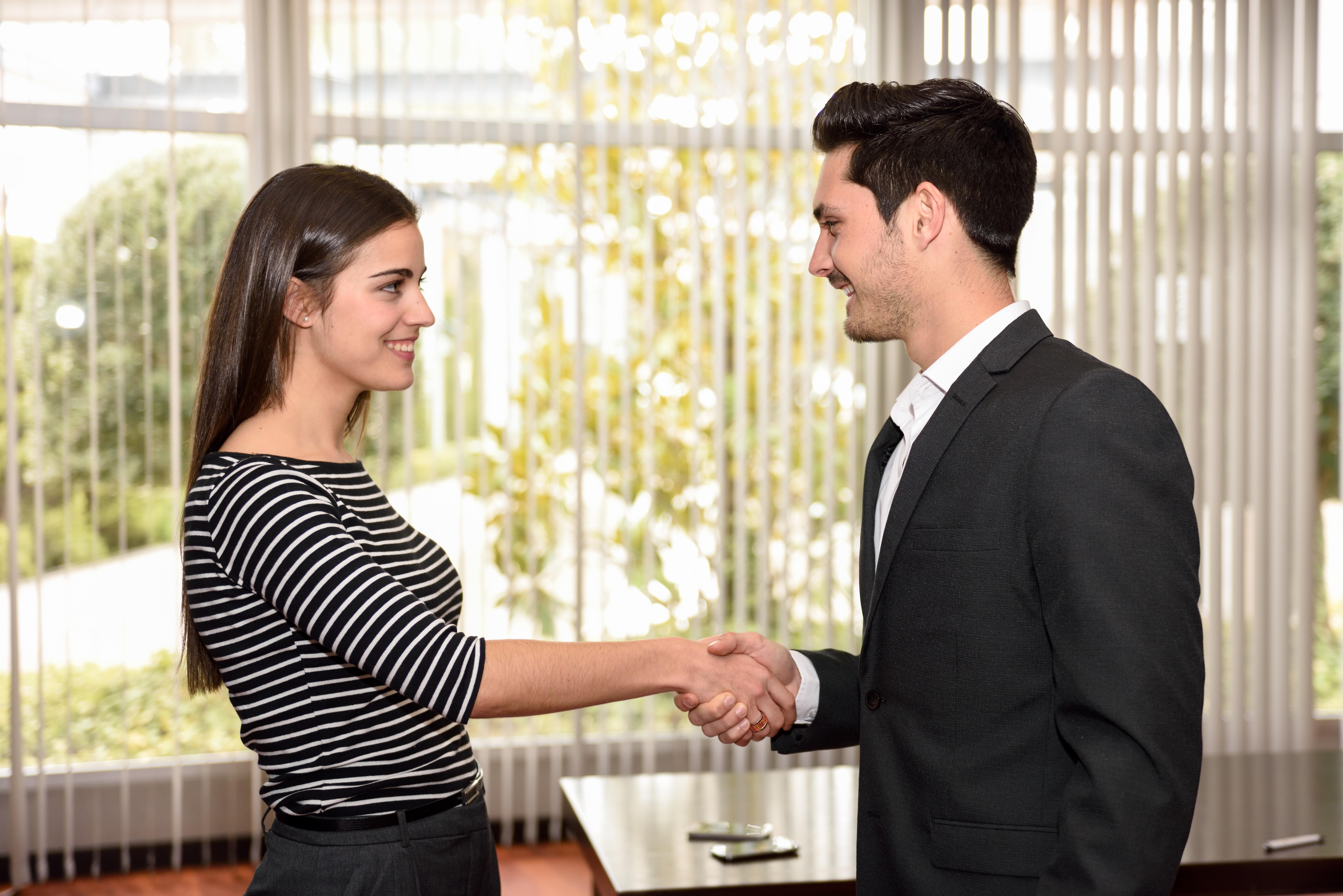 ¿Qué preguntar durante una entrevista de trabajo?