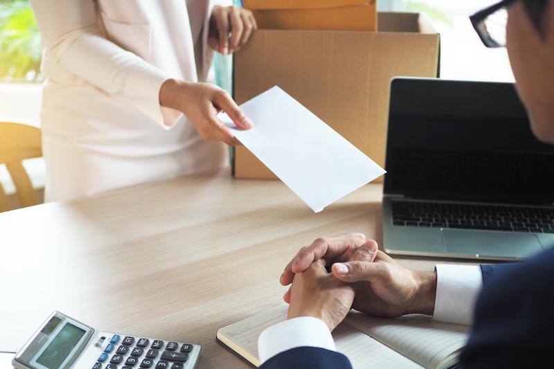Qué hacer cuando un colaborador clave decide dejar la empresa
