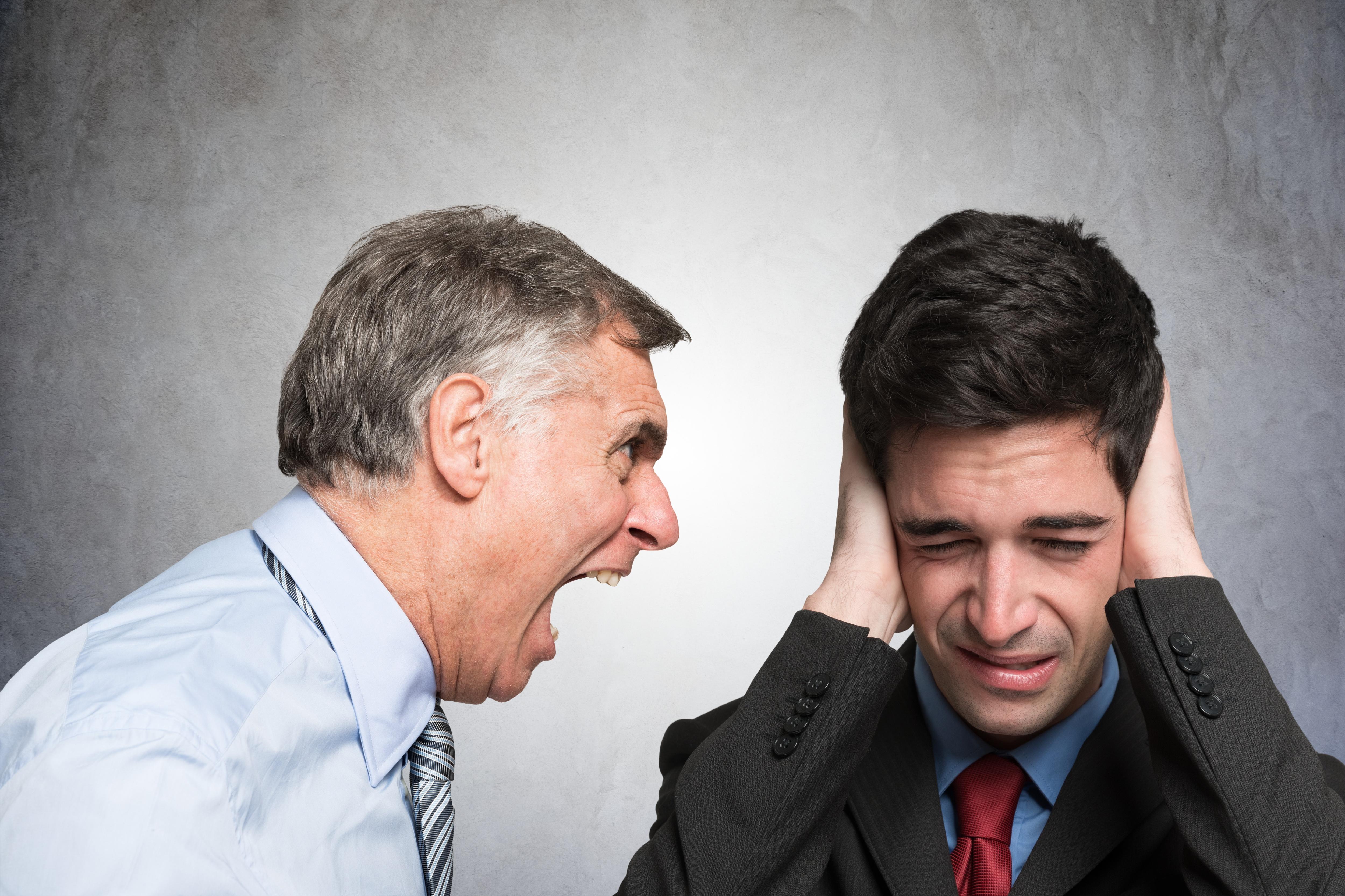 ¿Eres un mal jefe? Descubre cómo puedes evitarlo