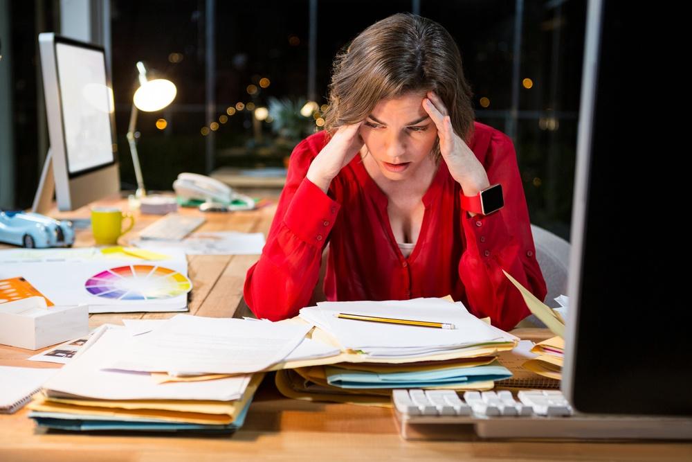 Cinco consejos para manejar el estrés laboral
