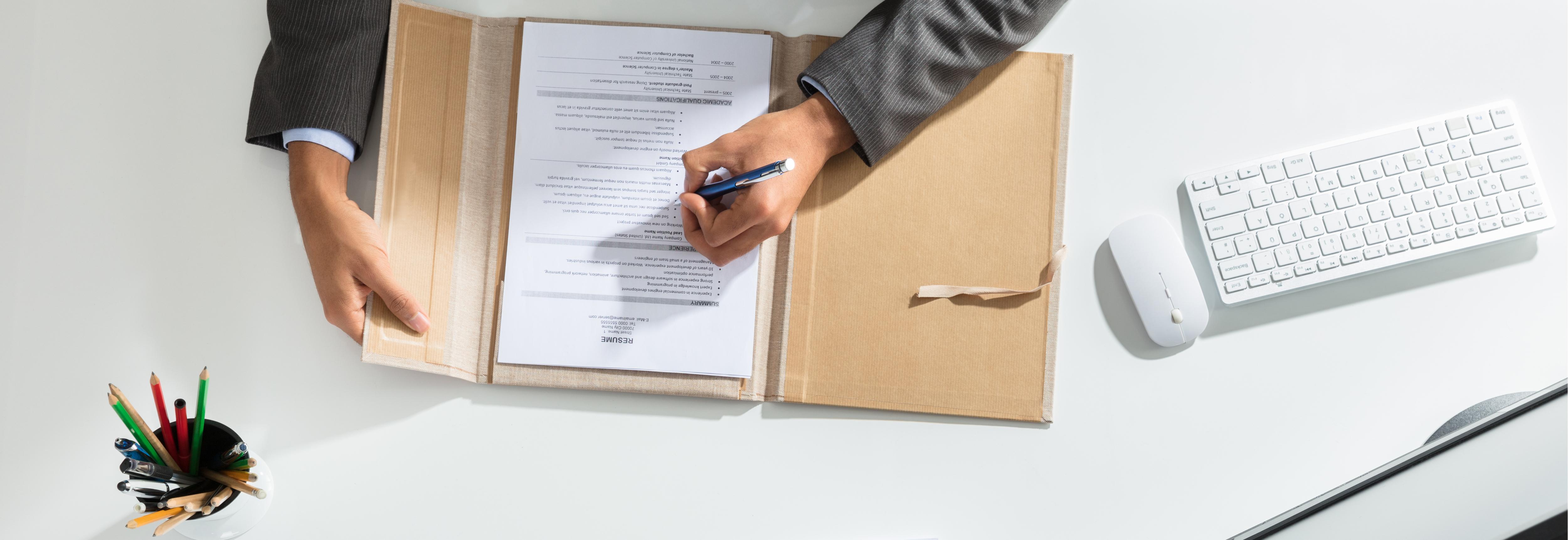 Los mejores exámenes psicométricos de reclutamiento