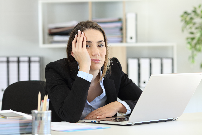 ¿Estás atrapado en el trabajo equivocado?