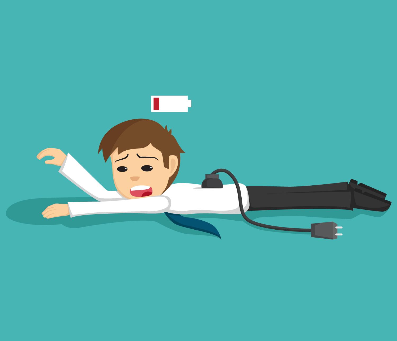 Cuatro tips para recargar energía en el trabajo