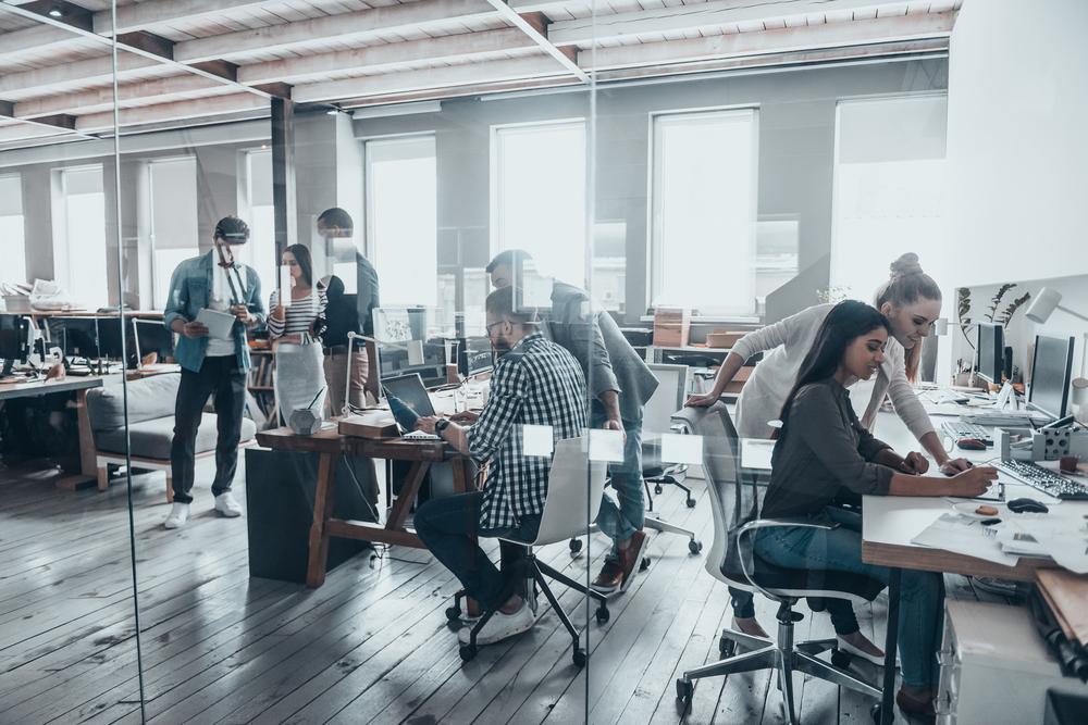 Los beneficios de un lugar de trabajo colaborativo