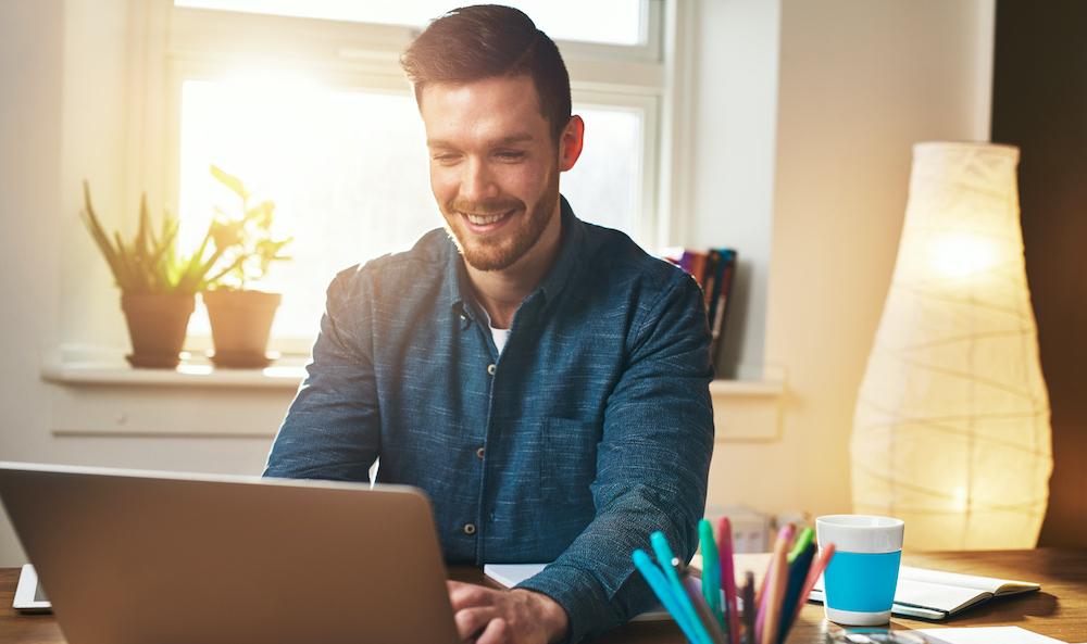 5 consejos para ser productivo durante el trabajo remoto