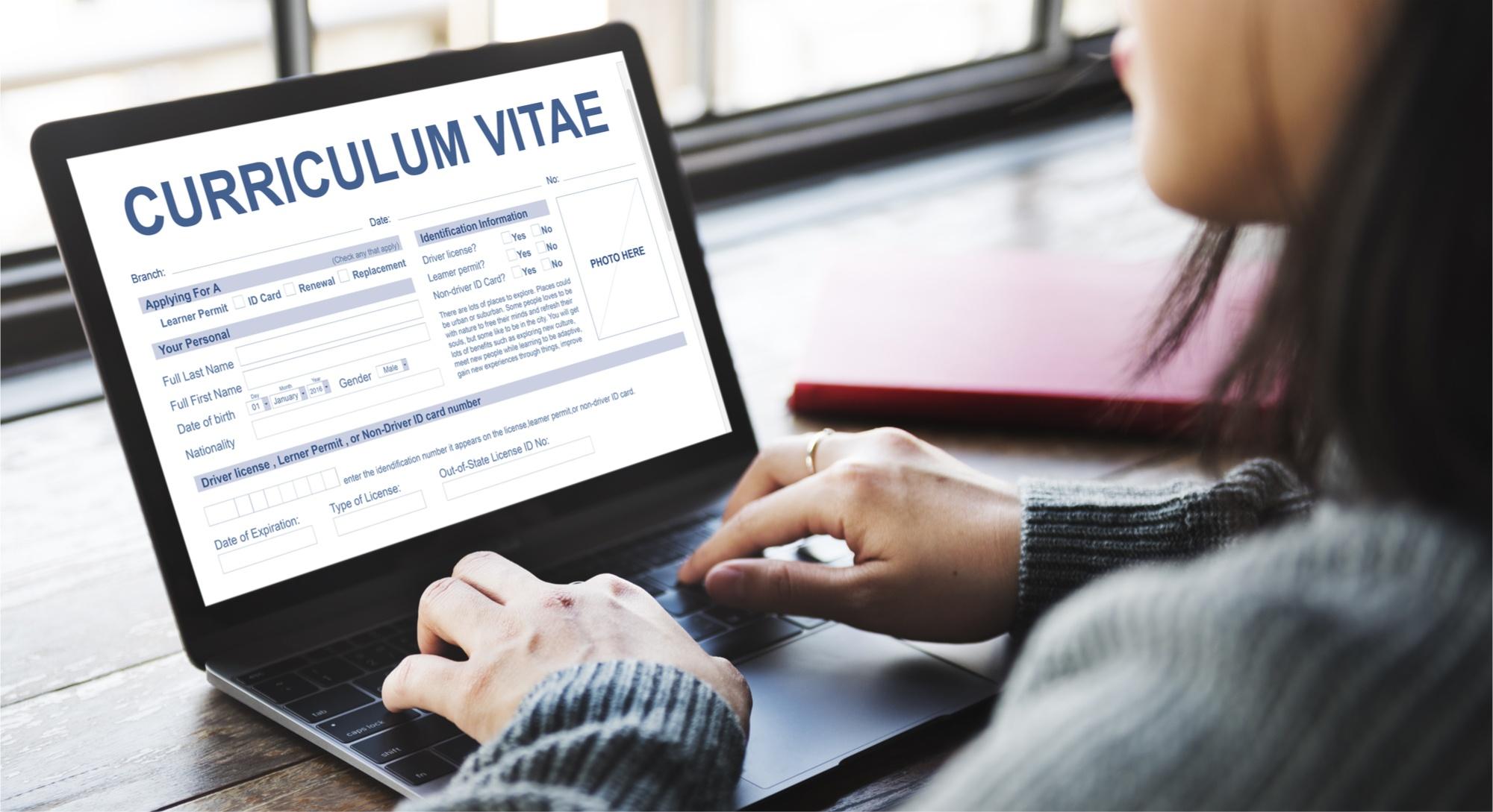 Cinco signos que indican que tu currículum necesita actualizarse